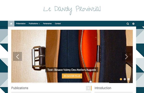 Le Dandy Provincial