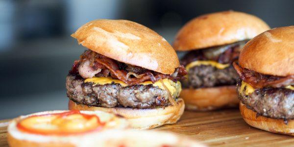 Recette : hamburger cherry et classique base par Blend