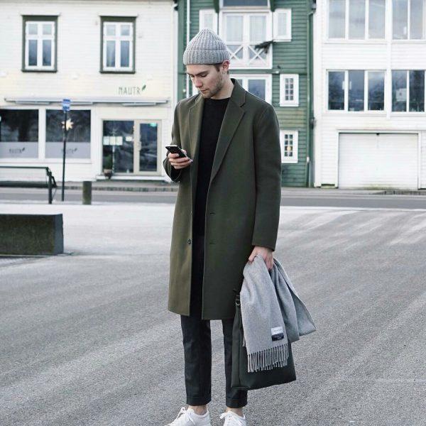 Tenue minimaliste et scandinave de fredrik risvik